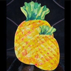 Melamine Pineapple Bowls